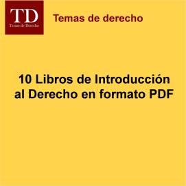 libros de introduccion